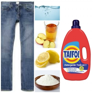 humedad jeans